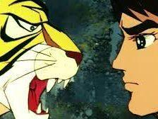 il ragazzo e la tigre